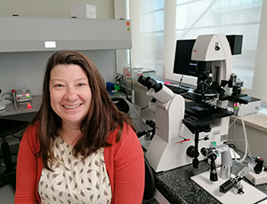 Dr. Maria Florencia Heber from Developmental Biology Laboratory MCB UJ has been awarded by the ULAM fellowship by NATIONAL AGENCY FOR ACADEMIC EXCHANGE (NAWA)